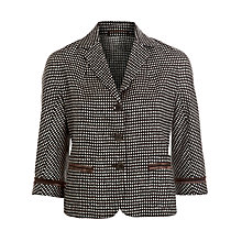 Buy Weekend by MaxMara Energia Geometric Jacket, Coco Online at johnlewis.com