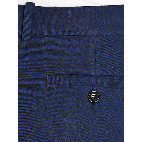 Buy Weekend by MaxMara Relaxed Trouser, Navy Online at johnlewis.com