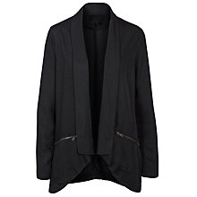 Buy Minimum Loose Fit Hannah Blazer, Asphalt Online at johnlewis.com