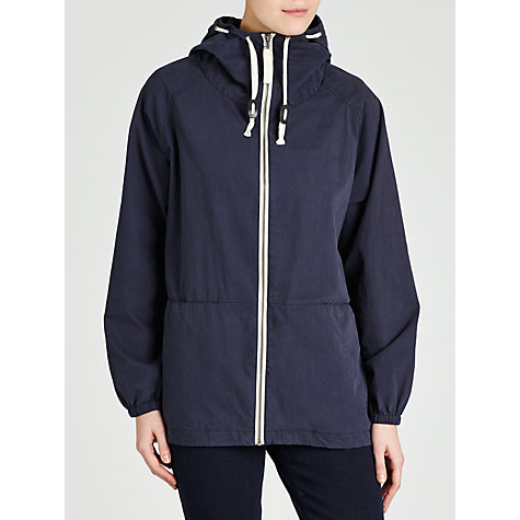Buy Minimum Hooded Jacket, Blue Nights Online at johnlewis.com