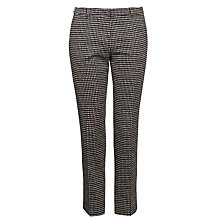 Buy Weekend by MaxMara Angio Geometric Trouser, Coco Online at johnlewis.com