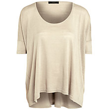 Buy Weekend by MaxMara Dinar Top, Sand Online at johnlewis.com