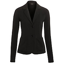 Buy Weekend by MaxMara Helier Jacket, Black Online at johnlewis.com