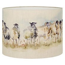Buy Voyage Sheep Cylinder Shade Online at johnlewis.com