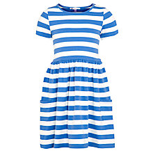 Buy John Lewis Girl Stripe Pocket Dress Online at johnlewis.com