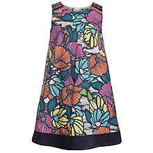 Buy John Lewis Girl 150 Year Carlisle Print Dress, Multi Online at johnlewis.com