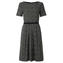 Buy Jigsaw Tweed Print Dress, Multi Online at johnlewis.com