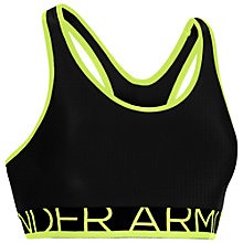 Buy Under Armour Still Gotta Have It Sports Bra Online at johnlewis.com