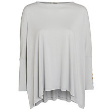Buy Somerset by Alice Temperley Oversized Jersey Top Online at johnlewis.com