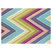 Buy Scion Zig Zag Rug Online at johnlewis.com