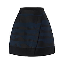 Buy Whistles Jacquard Skater Skirt, Multi Online at johnlewis.com