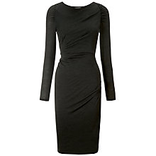 Buy Whistles Selma Bodycon Jersey Dress Online at johnlewis.com
