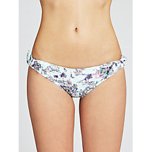 Buy John Lewis Casablanca Side Tie Bikini Bottoms, Multi Online at johnlewis.com