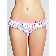 Buy John Lewis Aloha Skirt Bikini Bottoms, Multi Online at johnlewis.com