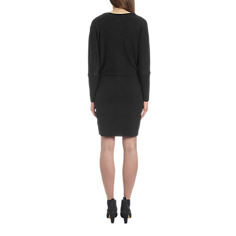 Buy Jigsaw Wool-Blend Batwing Dress Online at johnlewis.com