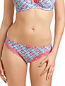 Freya Hopscotch Brazilian Briefs, Multi
