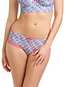 Freya Hopscotch Short Briefs, Multi