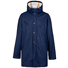Buy Selected Homme Festival Rain Coat, Mood Indigo Online at johnlewis.com