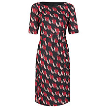 Buy Planet Woven Printed Dress, Multi Online at johnlewis.com