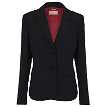 Buy Planet Tailored Suit Jacket, Black Online at johnlewis.com