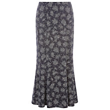 Buy Precis Petite Firework Print Maxi Skirt, Blue Online at johnlewis.com