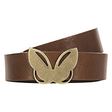 Buy Hobbs Butterfly Leather Belt Online at johnlewis.com