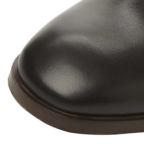 Buy Dune Black Penni Chelsea Boots, Black Online at johnlewis.com