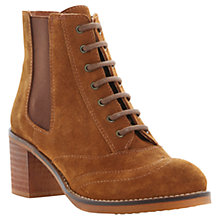Buy Bertie Pontins Heeled Chelsea Ankle Boots Online at johnlewis.com