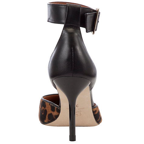 Buy Somerset by Alice Temperley Pensford Court Shoes, Pony/Black Online at johnlewis.com