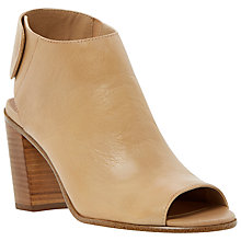 Buy Steve Madden Nonstp Leather Sandals Online at johnlewis.com