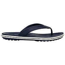 Buy Crocs Crocband Rubber Flip-Flops Online at johnlewis.com