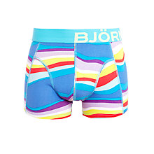 Buy Bjorn Borg Mellow Out Trunks, Blue Online at johnlewis.com