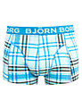 Bjorn Borg Fresh Check Trunks, Blue