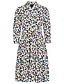 People Tree Orla Kiely Print Shirt Dress, Multi