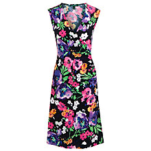 Buy Lauren by Ralph Lauren Vea Dress, Navy Floral Online at johnlewis.com