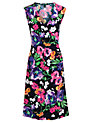 Lauren by Ralph Lauren Vea Dress, Navy Floral