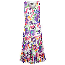Buy Lauren by Ralph Lauren Mirasan Dress, Pearl Multi Online at johnlewis.com