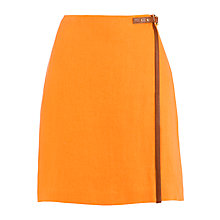Buy Lauren by Ralph Lauren Marlyna Skirt, Arena Orange Online at johnlewis.com