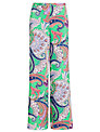 Lauren by Ralph Lauren Nardone Trouser, Multi Green