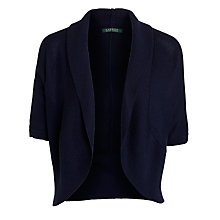 Buy Lauren by Ralph Lauren Telana Shrug, Capri Navy Online at johnlewis.com