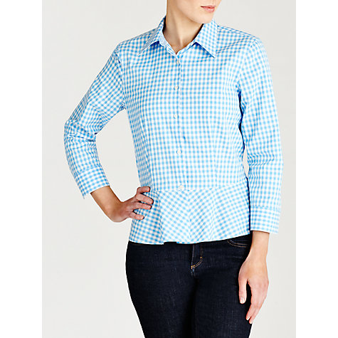 Buy Lauren by Ralph Lauren Erdine Top, Blueberry Online at johnlewis.com