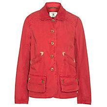 Buy Aigle Waterproof Huntingtone Short Jacket Online at johnlewis.com