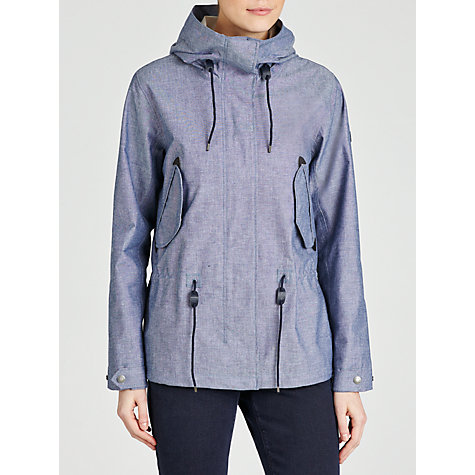 Buy Aigle Waterproof Retrostar Jacket, Oxford Online at johnlewis.com