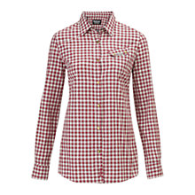 Buy Barbour Crookham Shirt, Scarlet Online at johnlewis.com