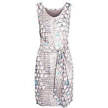 Buy Sandwich Abstract Jersey Dress, Driftwood Online at johnlewis.com