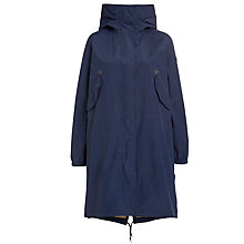 Buy Aigle Rainstar Waterproof Parka, Eclipse Online at johnlewis.com