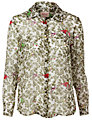 Avoca Anthology Bird Print Shirt, Palm