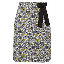 Buy Avoca Anthology Flower Print Skirt, Sunshine Online at johnlewis.com