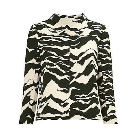 Buy Whistles Mystic Mountain Top, Green Online at johnlewis.com