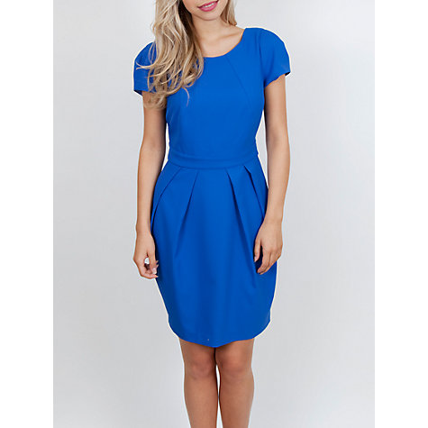 Buy Whistle & Wolf Classic Dress, Blue Online at johnlewis.com